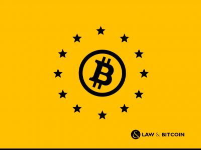 Normativa Europea Bitcoin