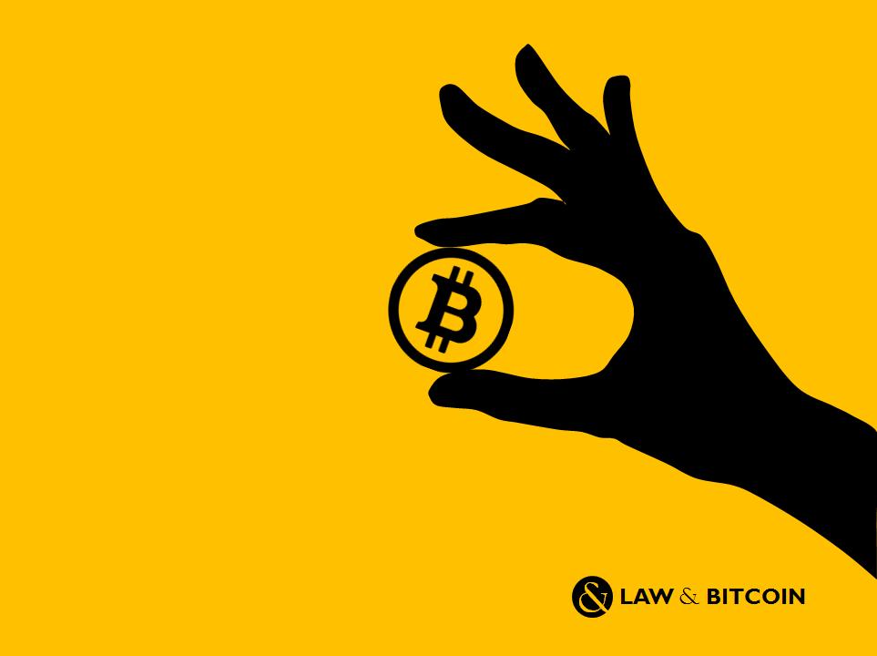Bitcoin como propiedad