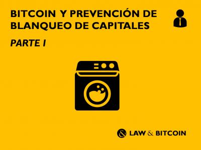 Bitcoin y prevencion blanqueo capitales