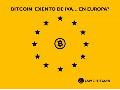 Bitcoin no vat Europe