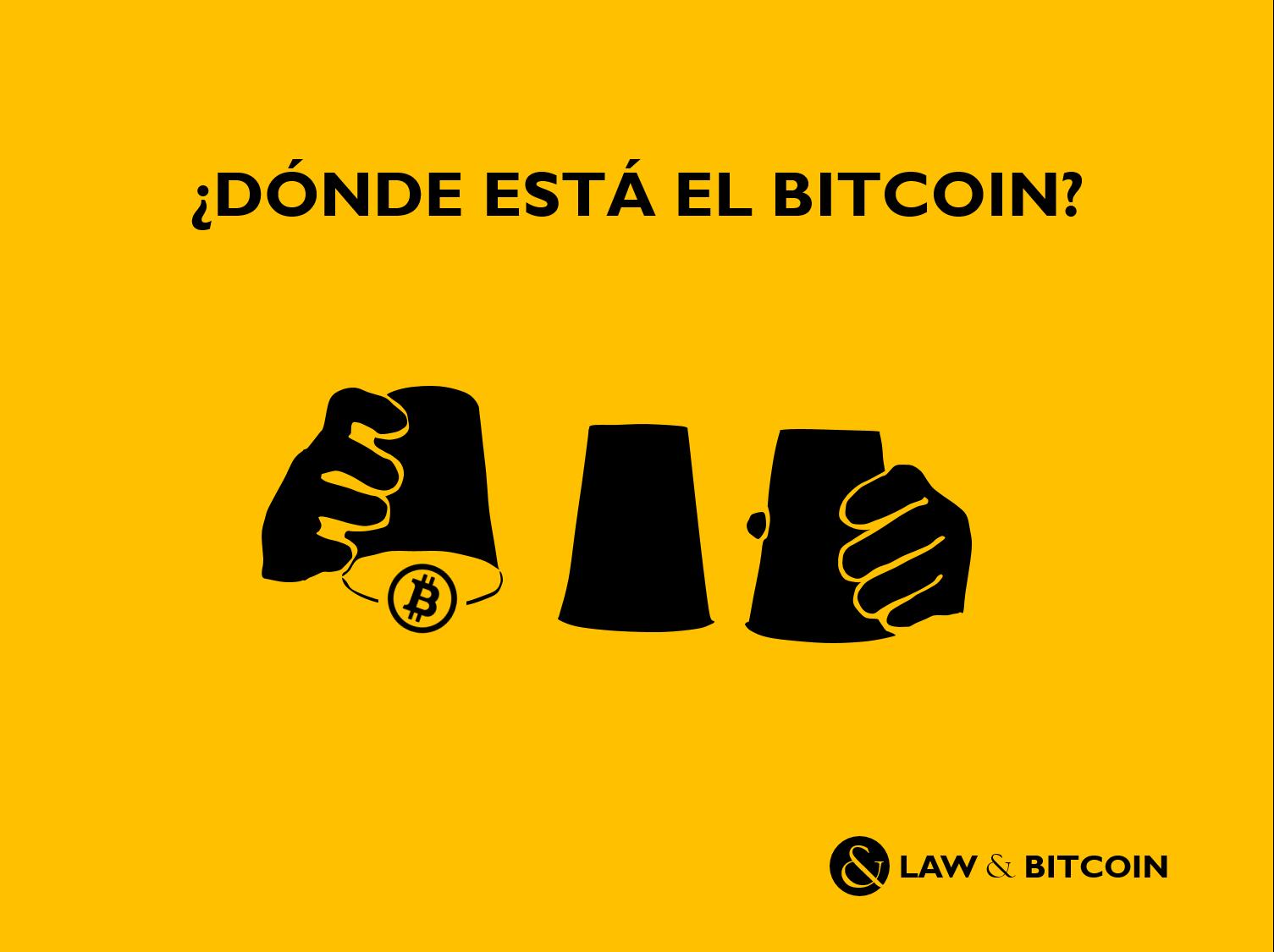 Dónde está Bitcoin