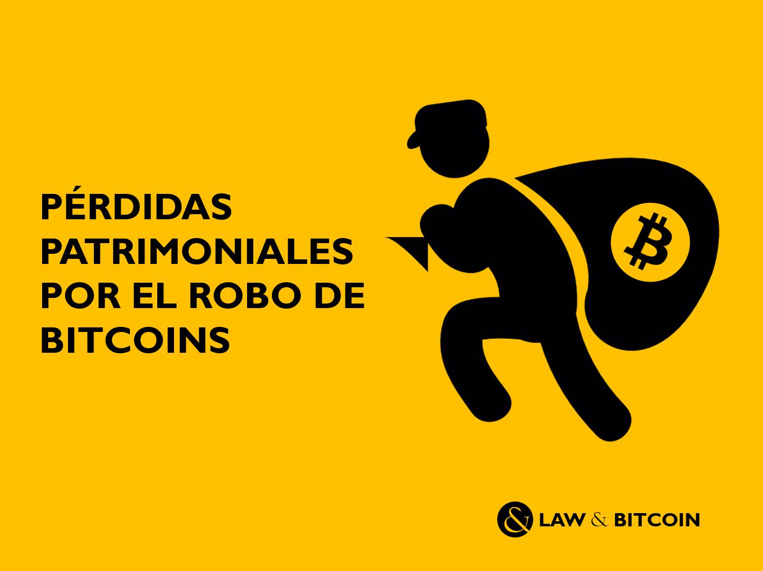 Pérdida patrimonio Bitcoin