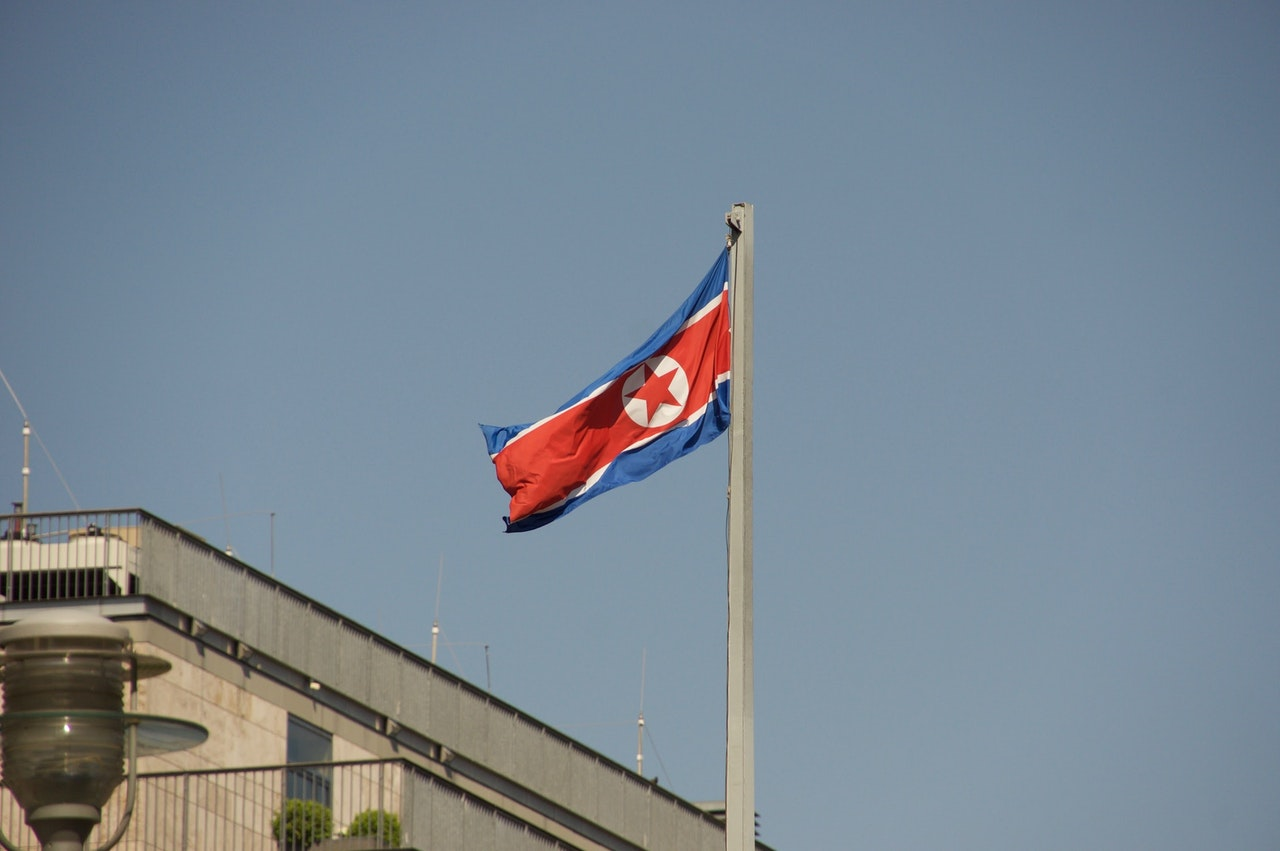 El lavado de criptomonedas robadas en Corea del Norte