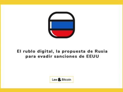 El rublo digital, la propuesta de Rusia para evadir sanciones de EEUU