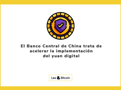 El Banco Central de China trata de acelerar la implementación del yuan digital