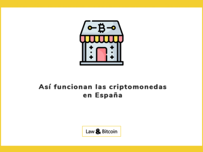 Así funcionan las criptomonedas en España