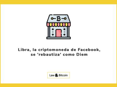 Libra, la criptomoneda de Facebook, se 'rebautiza' como Diem