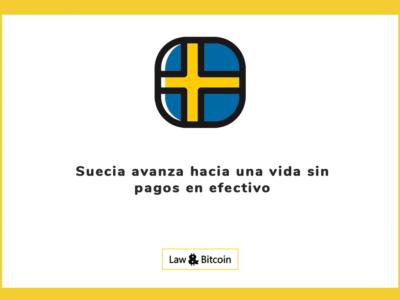 Suecia avanza hacia una vida sin pagos en efectivo