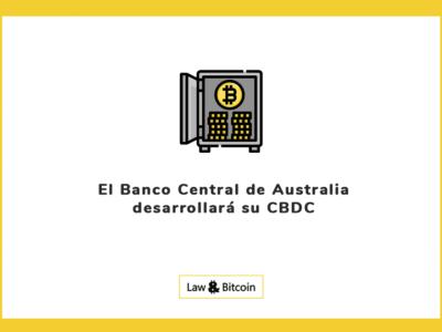 El Banco Central de Australia desarrollará su CBDC