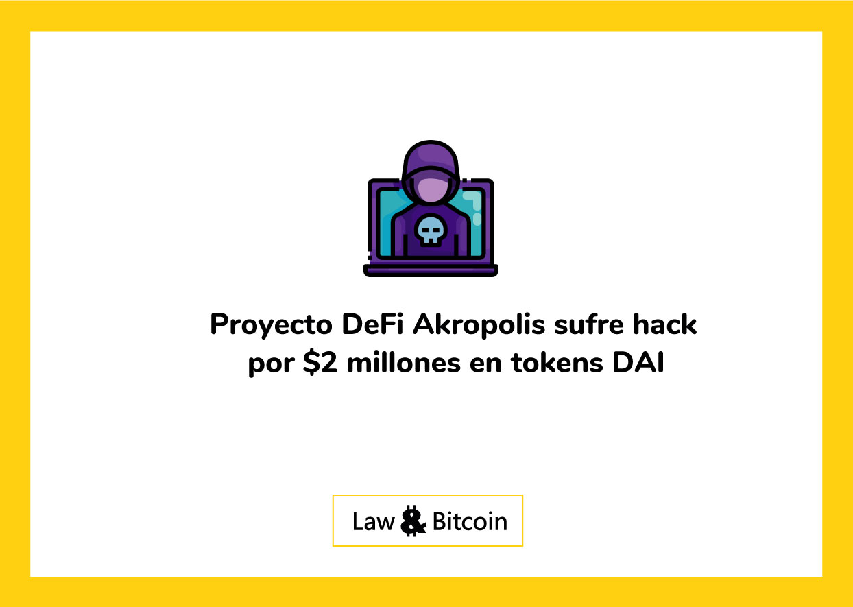 proyecto-DeFi-Akropolis-sufre-hack-por-2-millones-en-tokens-DAI