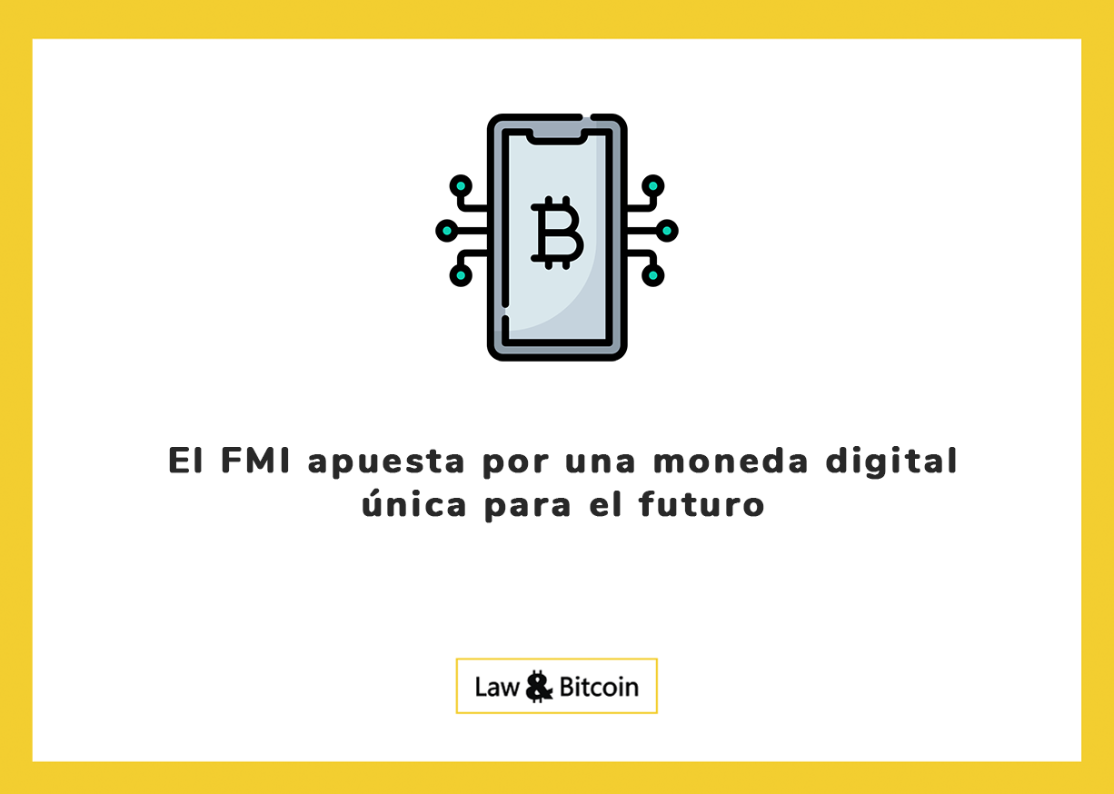 El FMI apuesta por una moneda digital única para el futuro