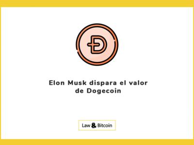 Elon Musk dispara el valor de Dogecoin