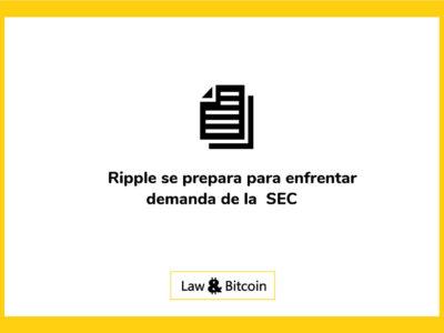 Ripple-se-prepara-para-enfrentar-demanda-de-la-SEC