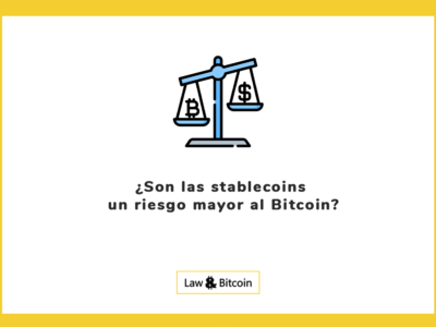 ¿Son las stablecoins un riesgo mayor al Bitcoin?