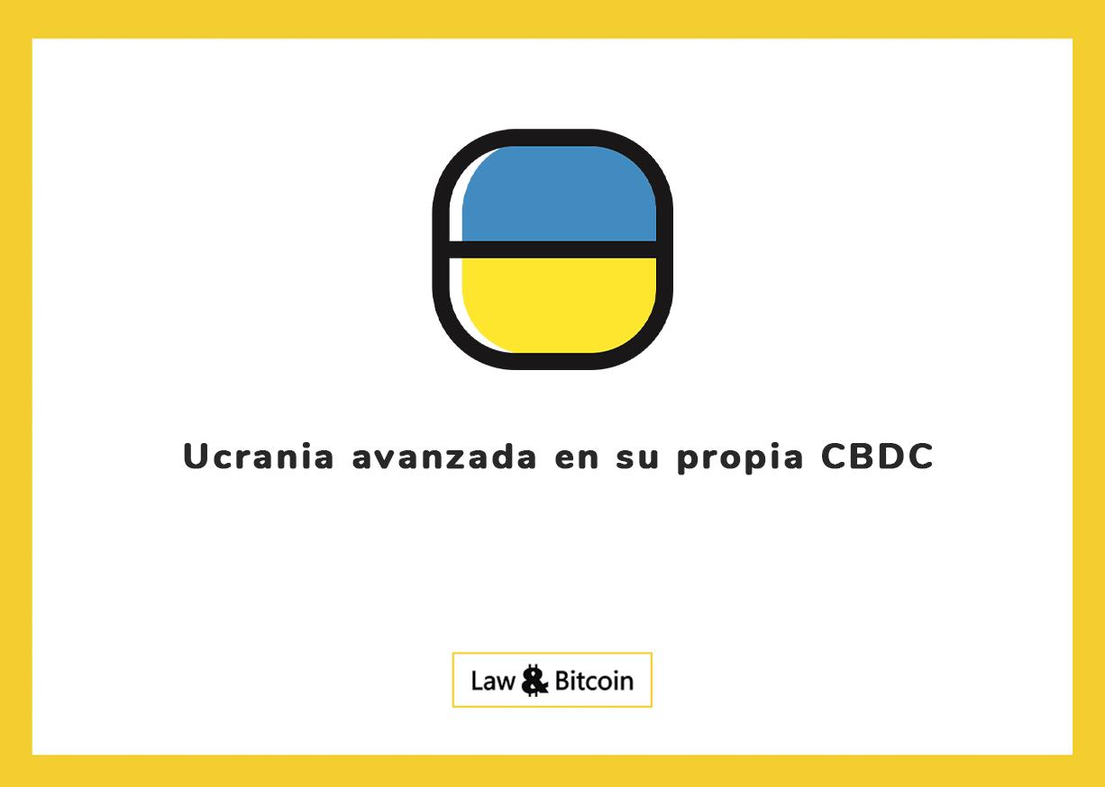 Ucrania avanzada en su propia CBDC