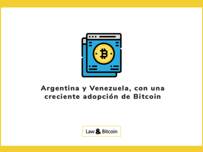 Argentina y Venezuela, con una creciente adopción de Bitcoin