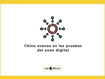 China avanza en las pruebas del yuan digital