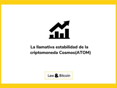 La llamativa estabilidad de la criptomoneda Cosmos (ATOM)