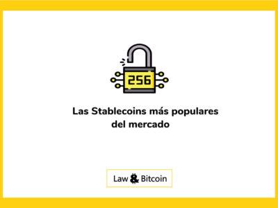 Las stablecoins más populares del mercado