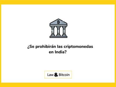 Se prohibirán las criptomonedas en India