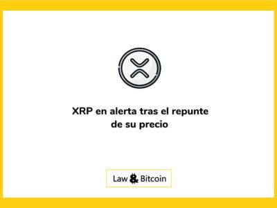 XRP en alerta tras el repunte de su precio