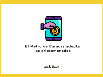 El Metro de Caracas adopta las criptomonedas