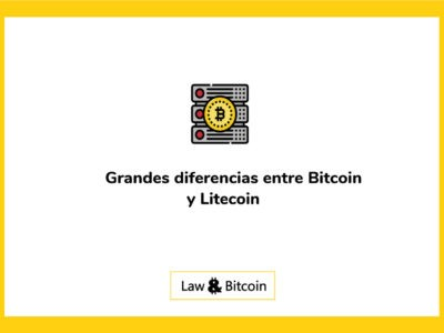 Grandes diferencias entre Bitcoin y Litecoin