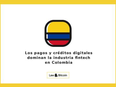 Los pagos y créditos digitales dominan la industria fintech en Colombia