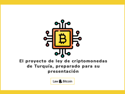 El proyecto de ley de criptomonedas de Turquía, preparado para su presentación