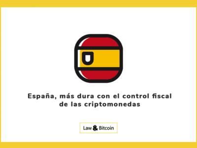 España, más dura con el control fiscal de las criptomonedas