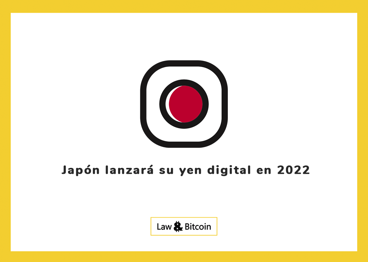 Japón lanzará su yen digital en 2022