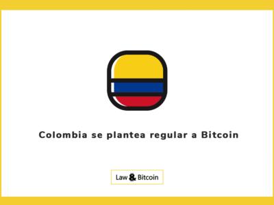 Colombia se plantea la regular a Bitcoin