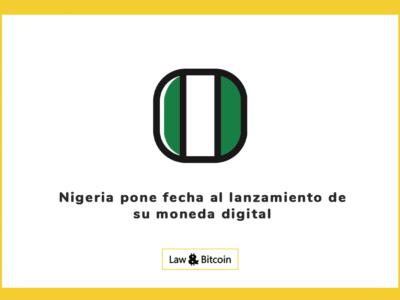 Nigeria pone fecha al lanzamiento de su moneda digital