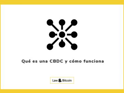 Qué es una CBDC y cómo funciona