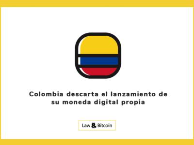 Colombia descarta el lanzamiento de su moneda digital propia