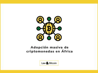 Adopción masiva de criptomonedas en África