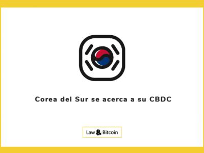 Corea del Sur se acerca a su CBDC
