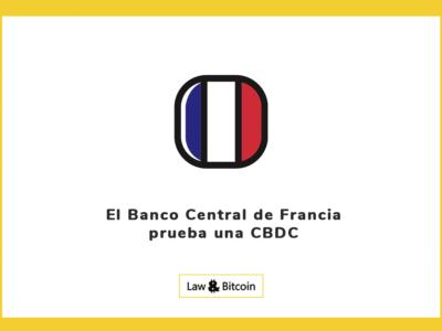 El Banco Central de Francia prueba una CBDC