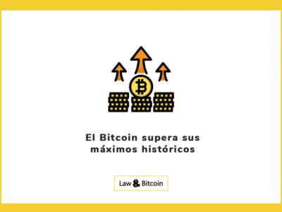 El Bitcoin supera sus máximos históricos