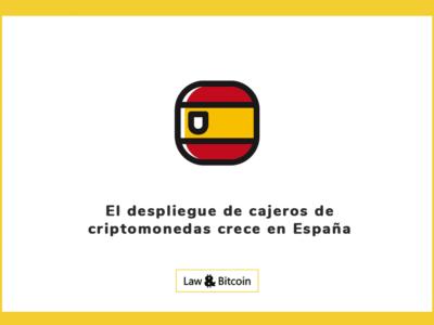 El despliegue de cajeros de criptomonedas crece en España